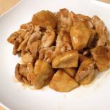 夕飯のおかずに!豚肉と里芋のオイスターソース炒め
