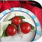 ◆クリスマスディナー2010トマトオードブル