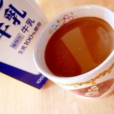 練乳コーヒー♡