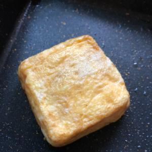 ベビーチーズ入り卵焼き