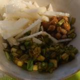 ネバネバ栄養満点サラダ