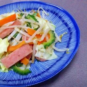 スパイシー肉野菜炒め++