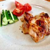 簡単に☆鶏肉の味噌焼き