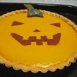 ハロウィン 濃厚かぼちゃタルト チーズ味