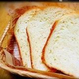オリーブオイルで食パン作り❤白神こだま酵母ドライ編