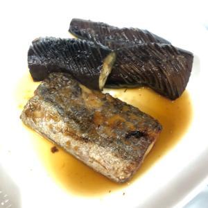 魚の焼きびたし(太刀魚)