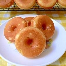さつま芋の焼きドーナツ