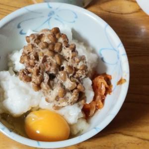 組み合わせ抜群♪納豆大根卵キムチ