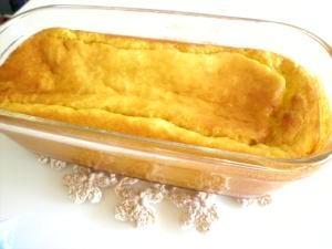 まぜて焼くだけ★簡単サツマイモケーキ