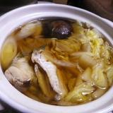 簡単、ウマヅラハギ鍋