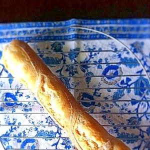 家庭用オーブンでがんばって作るフランスパン!