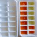離乳食中期 7倍がゆの冷凍保存