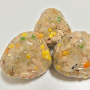 簡単! 豆と野菜の焼き飯(醤油味)