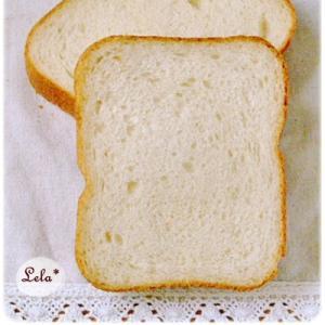 白神こだま酵母ドライGのプレーン食パン