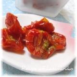 夏バテ予防に!ドライトマトでビタミンと塩分補給☆