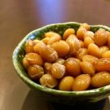 ☺️田舎の煮豆
