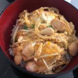 簡単!!すき焼きのタレで作るささみの親子丼