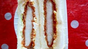 タルタルカツサンドイッチ