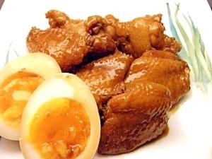 お手軽♪鶏手羽の照り煮✿圧力鍋使用✿