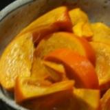しぶ柿のしぶ抜き法