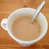 牛乳と豆乳で★ロイヤルミルクティー