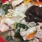 具沢山スープ(豚汁風