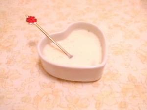 かぼす風味♪豆乳ドレッシング(ノンオイル)