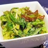 韓国料理のお供に欠かせない♪チョレギサラダ