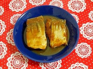 うちのおかず「サバの味噌煮」