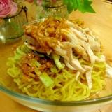 ☆ひんやりピリ辛鶏々麺☆