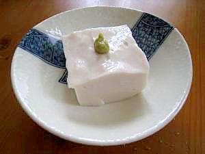 ピーナッツ豆腐(ジーマミー豆腐)