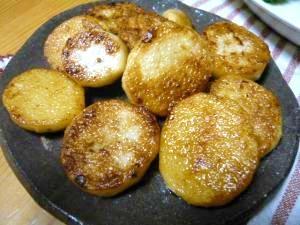 ☆簡単☆長芋のバター醤油焼き