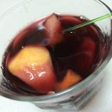 漬け置き簡単♫余った果物サングリア