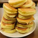 ホトミで作る!ふんわりパンケーキ