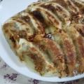 超美味しい!キャベツと玉ねぎのジューシー焼き餃子