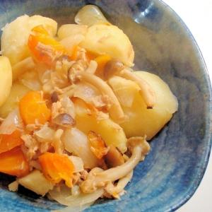 ツナとジャガイモ★煮物~♪