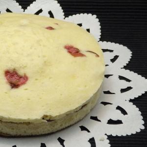 桜の塩漬け和風蒸しケーキの作り方
