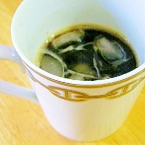 ♥大人のコーヒー♥すっきり!日本酒かぼすコーヒー