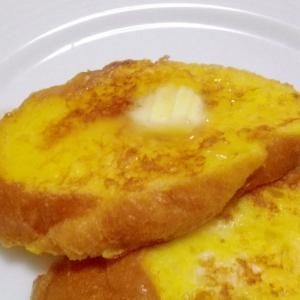 フランスパンdeフレンチトースト