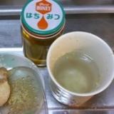 口当たりを良くする為の生姜湯