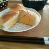 レモンチーズクリームのパン