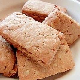素朴な味わいのオートミールクッキー