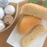 炊飯器de玄米粉・甘酒パン