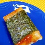 ✿きな粉と砂糖醤油のお餅❤海苔巻き