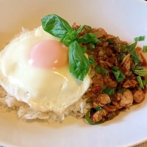 タイの味☆ガパオライス