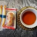 1分で裏技♥️お好みのお菓子&梨teaの至福カフェ