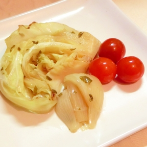 焼き野菜のピクルス