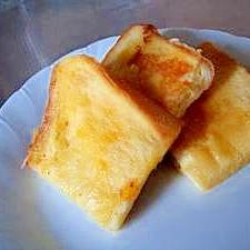 しっとりフワフワ豆乳フレンチトースト