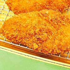 基本のサーモンフライ(鮭のフライ)