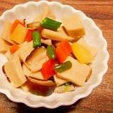 高野豆腐と椎茸☆煮